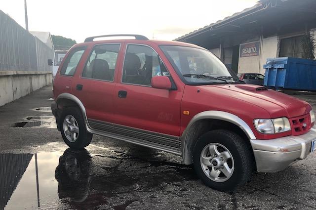 KIA SPORTAGE 4WD ANNO 2000 - 2.0 GASOLIO