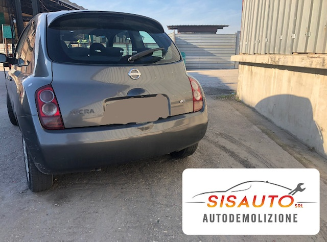 NISSAN MICRA 2004 - 1.5 DCI