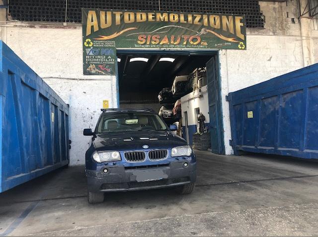 BMW X3 2007 - 2.0 Diesel 150cav