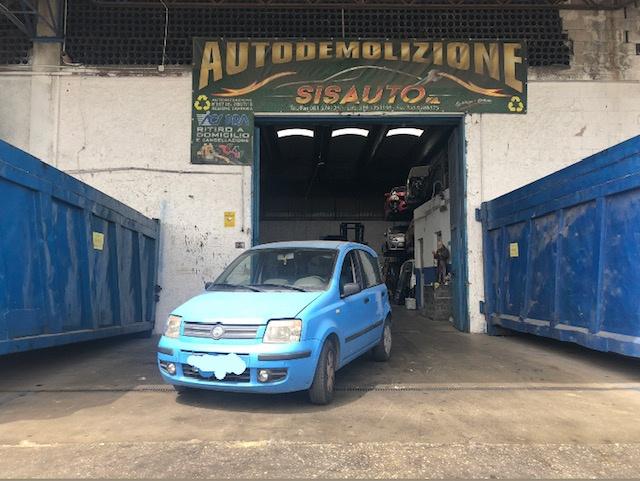 FIAT PANDA 2005 - 1.2 BENZINA